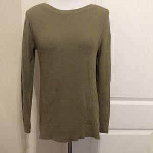 Loft Textured Sweater Size Medium